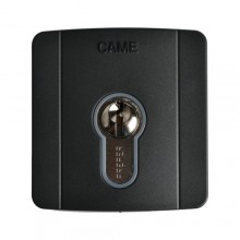 Externer Schlüsselschalter mit Zylinderschloss DIN CAME SELD1FAG