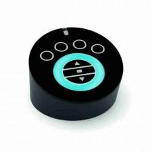 NICE AGIO portabler Sender zur Steuerung von Vorhängen, Rollläden, Lichtern, AG4B elektrischen Lasten mit Ladestation