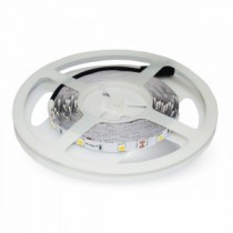 LED Strip 3014 204LEDs 5M White 6000K Non waterproof - 2403