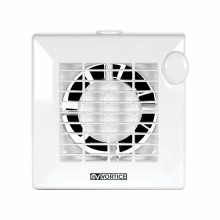 """Ventilateur de salle de bain axial avec minuterie électronique Vortice M 100/4"""" - sku 11211"""
