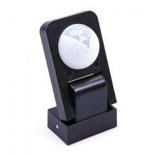 V-TAC VT-8083 Capteur mouvement à Infrarouge 360° noir avec manual Override Function pour ampoules led IP65 - sku 15011