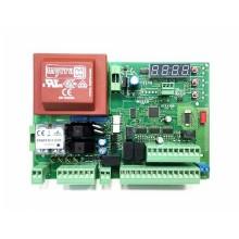 230V Einphasen-Universalsteuergerät für 1 oder 2 Torantriebsmotoren Nologo START-S11CT
