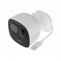 Dahua IPC-C26E Mini Network bullet IP-Cam WiFi 2Mpx HD 2.8mm PIR sensor slot SD