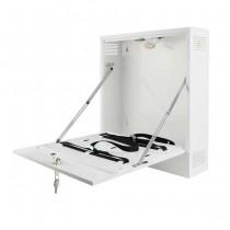 Boîte en métal pour CCTV DVR verticale -tamper AWO529W