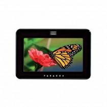"""Tastiera touchscreen da 5"""" colore nero Paradox TM50B"""