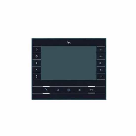 Videocitofono vivavoce a colori display 7 lcd nero for Bpt thermoprogram th 24 prezzo