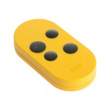 Came TOPD4FYS 4 channels Radio control fixed code dual frequency Yellow body