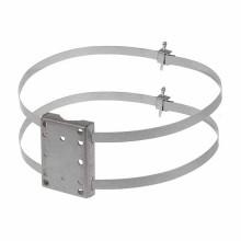 Supporto montaggio a palo per telecamere CCTV Bullet / Speed Dome