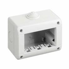 Idrobox 3 modules horizontaux étanche IP40 - Bticino 25403