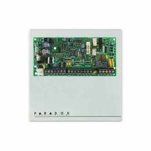 Central microprocessor to 8 wired zones Paradox SP6000 - PXS6000S