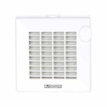 Ventilateur de salle de bain axial avec volets automatiques Vortice Punto M 100/4″ A - sku 11221