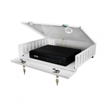 Container metal box for DVR CCTV Security Tamper AWO483