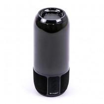 V-TAC SMART HOME VT-7456 6W Led lumière haut-parleur bluetooth avec fente pour carte TF et USB Corps noir - sku 8570