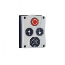 XB300 push button 24V panel for operator 540 / 541 FAAC 402500