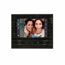 """BPT FUTURA IP BK Videocitofono vivavoce a colori display LCD 7"""" nero 62100570"""