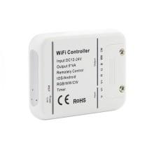 V-TAC Smart Home VT-5009 Wi-Fi Controller dimmer for strip led works with smartphone - sku 8426