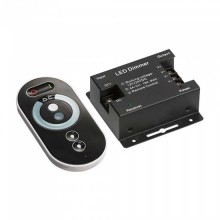 V-TAC VT-5115 Controller dimmer RF per strip LED con telecomando touch - SKU 2590