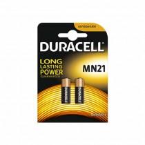 Pila alcalina Duracell 12V MN21 A23 - Confezione da 2pz