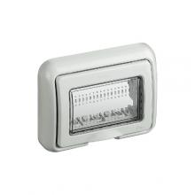 Coperchio idrobox matix - IP55 3P grigio Bticino 25603