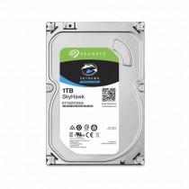 "Disque dur Seagate 1 To SkyHawk Surveillance Hard Drive SATA III - 6 GB/s 7200rpm 64MB 3.5"" - ST1000VX005"