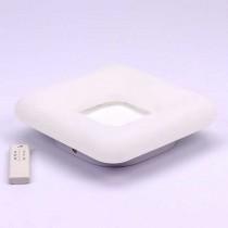 V-TAC VT-7753 80W carré led designer surface changement couleur 3in1 et dimmable avec télécommande - sku 3973