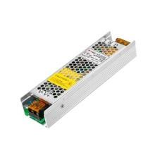 V-TAC VT-20122 Alimentation LED SLIM 120W 12V 10A Acier Inoxydable IP20 - SKU 3243