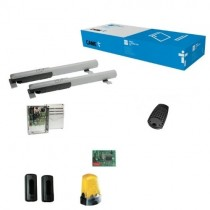 CAME U7124ML ATI 3024 kit for swing gate automation 24V up to 3m
