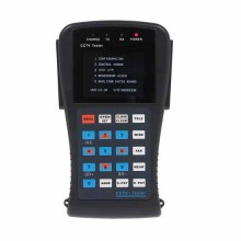 """CCTV Tester Monitor PRO 2.5"""" Lan RS485 RS232 PTZ speed dome came"""