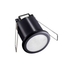 V-TAC VT-8092 Infrared Motion downlight ceiling sensor 360° black body for led bulbs IP20 - sku 6609