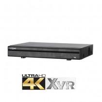 XVR 16CH ULTRA HD 4K @8Mpx 5IN1 HDCVI/AHD/HDTVI/PAL/IP Dahua DHI-XVR5116H-4KL