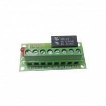 Module 2 relais échanges de RL2 12V 1A S0516