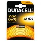 Batteria specialistica Pila alcalina Duracell 12V MN27 - Confezione da 1pz