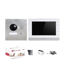 "Kit Video Intercom 7 ""Touch IP 2-Wire Single Familie 1.3Mp 720p Dahua"