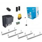 Came BX-78 Kit Schiebetorantrieb 800KG 220V + 4M Metall Zahnstange