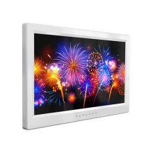 "7 "" touchscreen keyboard in white Paradox TM70W - PXDTM70W"