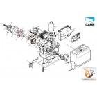 Crown Gearmotor BZ – 119RIBZ009