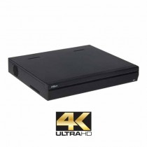 NVR ULTRA HD 4K 16CH HDMI/VGA 16xPoE Dahua NVR4416-16P-4K