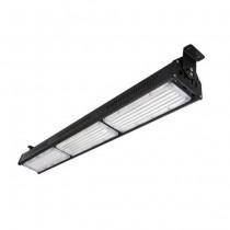 V-TAC VT-9159 Lampes Industrielles LED 150W High Bay Linéaire blanc froid 6400K Corps Noir IP54 - SKU 56021