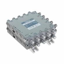Divisore Splitter montante tv/sat in alluminio pressofuso TERRA 90SD-904