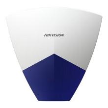 Hikvision DS-PSG-WO Sirène externe sans fil 868 MHz pour les systèmes AxHub