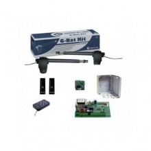 G-BAT swing automation kit for automatisms up to 3m for GENIUS - FAAC