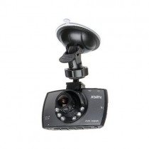 "Camera de voiture XB-BLACK-BIRD Full HD 1080p, display LCD 2,7"", illuminateur IR, mémoire externe de 32 Go"