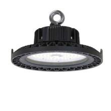 100W LED Industrieleuchten High Bay UFO Driver Meanwell 12000LM Hohe Lumen Schwarzer Körper IP65 VT-9120 - SKU 5551 Kaltweiß 6400K