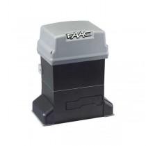 Motoréducteur à bain d'huile 740 E R Z16 230V pour portail coulissant résidentiel de 600 Kg FAAC 109 776