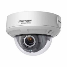 Hikvision HWI-D640H-Z Hiwatch series telecamera dome antivandalica IP hd+ 4Mpx motozoom 2.8~12mm h.265+ poe slot sd IP67