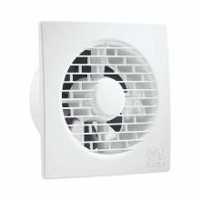 """Ventilateur de salle de bain axial avec volet arrière intégré Vortice Punto Filo Range MF 90/3,5"""" - sku 11122"""