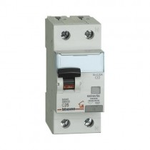 Differential thermal magnetic circuit breaker Bticino AC 1P + N 30mA 25A 4500