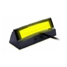 Diffusore luminoso luce led bianco caldo calibrata comfort visione retroilluminazione per TV SalvalavistaLED Beghelli