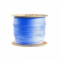Câble de surveillance vidéo Microcoax HD AHD / HDTVI / HDCVI 75 Ohm LSZH bobine de perte faible 500MT