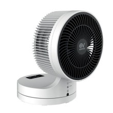 Oscillating table fan with remote control and timer Vortice NORDIK VENT - sku 60445